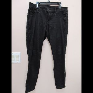 Black Express Pants